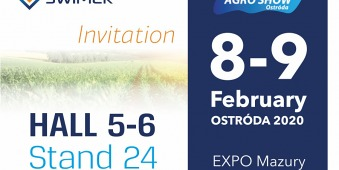 Masurian Agro Show exhibition