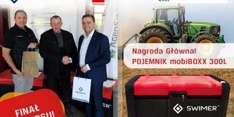 Znamy zwycięzców konkursu Agrosieć - Swimer!