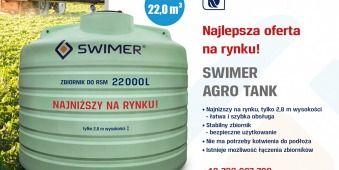 Zbiornik do nawozów płynnych 22000 Litrów!